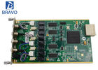 2 Saluran AES / EBU Video Sub Card Sistem Head End Komprehensif yang Komprehensif