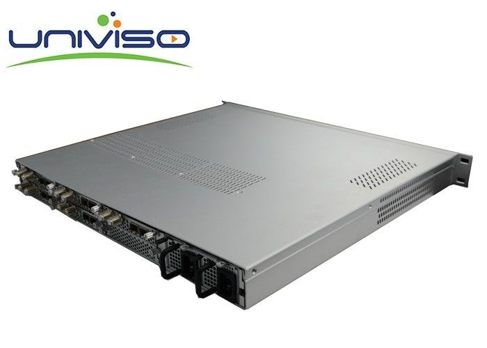 DVB IRDs 24 QAM Modulation Multi Channel MPEG - 2 H264 SD / HD  Encoder And Transcoder